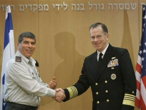 Israeli and American Chiefs of Staff