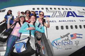 Aliya People Still Coming to Israel