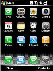 Apple iPhone Look for a Windows Mobile Phone