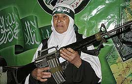 57 Year Old Suicide Bomber - Fatma Najer