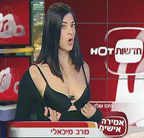 Merav Michaeli - Hot News