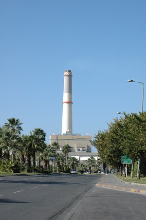 Israel Electric - Reading Power Station Tel Aviv