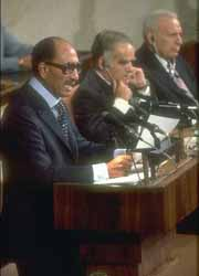 30 Years After Sadat Visit to Israel