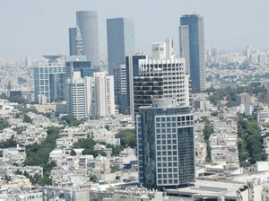 Tel Aviv Office Skyscrapers