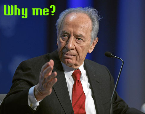Shimon Peres' Hard Choices