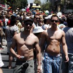 Gay Pride in Tel Aviv 2009