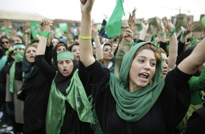 News in Stories: Iran Elections Boston Globe