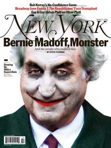 Bernie Madoff New York