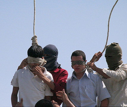 Iran hangings