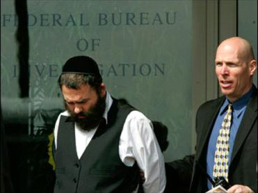 Rabbi uner arrest