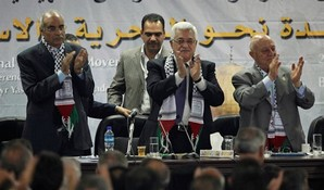 MIDEAST ISRAEL PALESTINIANS FATAH CONFERENCE