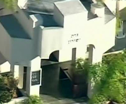 shooting in US synagogue