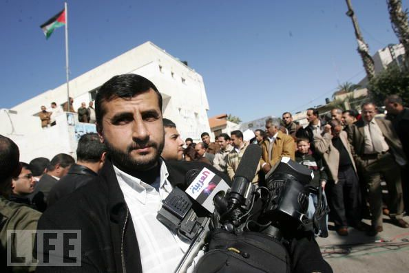Palestinian journalists
