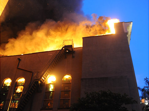 East 85th Inferno