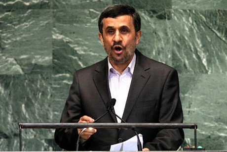 Iranian President Delivers Speech at U.N. Assembly