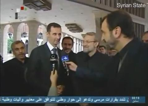 06.12.12 new - Bashar Al-Assad Reportedly Seeking Asylum