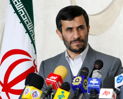Iranian President Says Iran Ready to Negotiate with the U.S.