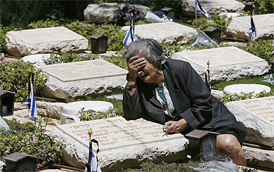 Memorial Day in Israel 2008